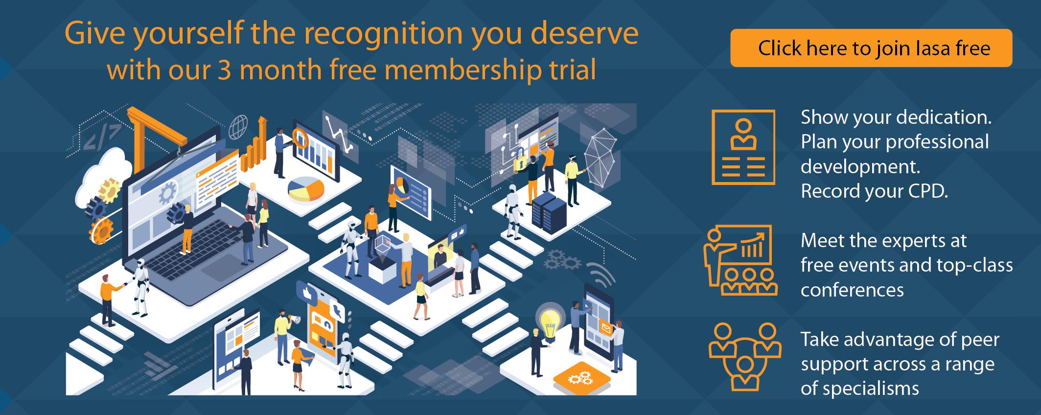 IASA Free Trial
