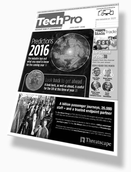 Techpro magazine